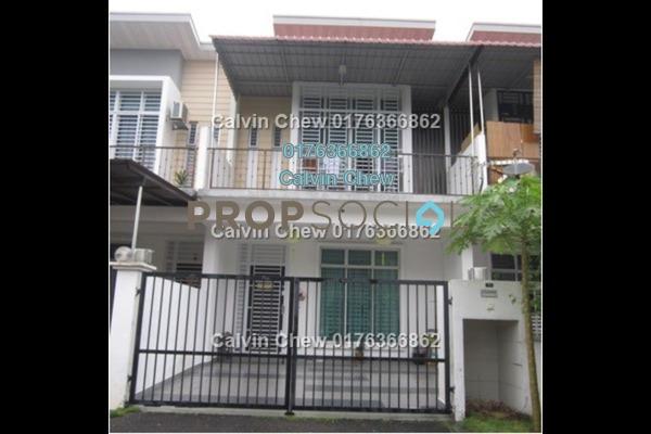 For Sale Terrace at Taman Mount Austin, Tebrau Freehold Unfurnished 4R/0B 540k