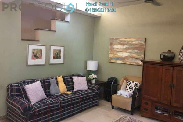 For Sale Terrace at Kubah, Bukit Jelutong Freehold Semi Furnished 4R/4B 880k