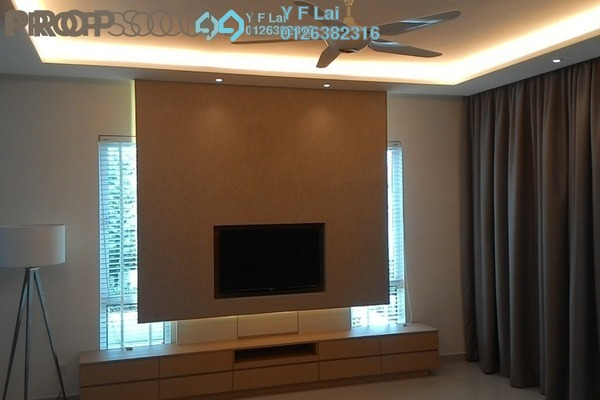 For Sale Semi-Detached at Ridgeview Residences, Kajang Freehold Unfurnished 4R/3B 1.18m