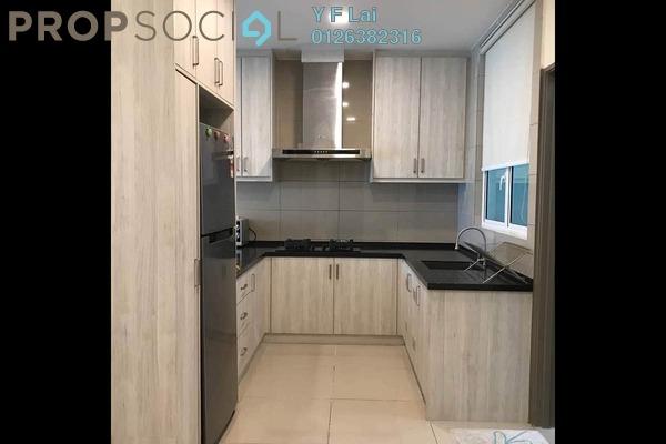 For Sale Condominium at The Loft @ ZetaPark, Setapak Freehold Fully Furnished 3R/3B 650k