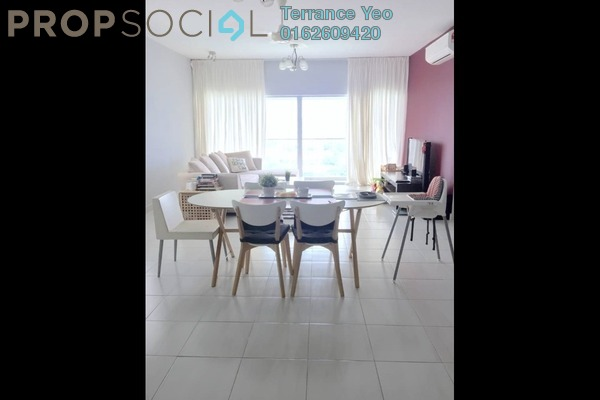 For Rent Condominium at Koi Kinrara, Bandar Puchong Jaya Freehold Fully Furnished 3R/3B 2k