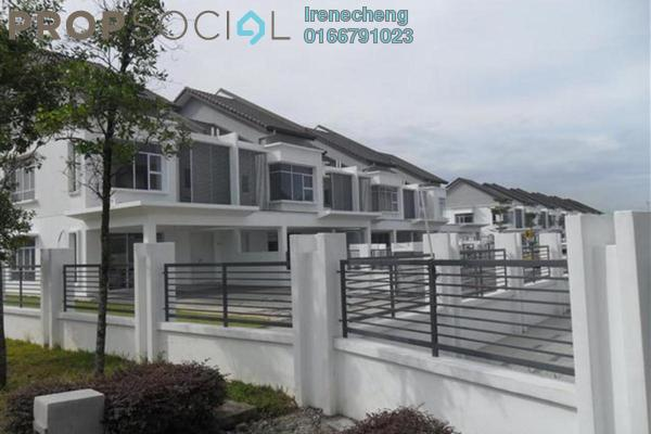 For Rent Terrace at Damai Residences, Kota Kemuning Freehold Unfurnished 4R/4B 2k