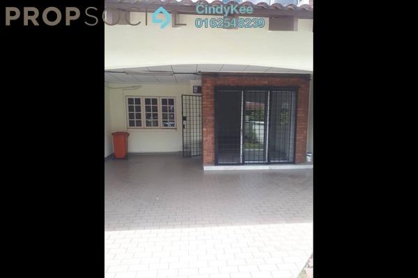 For Sale Terrace at Taman SEA, Petaling Jaya Freehold Semi Furnished 4R/3B 1.23m
