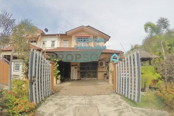 For Sale Terrace at Jasmin, Denai Alam Freehold Semi Furnished 4R/3B 780k