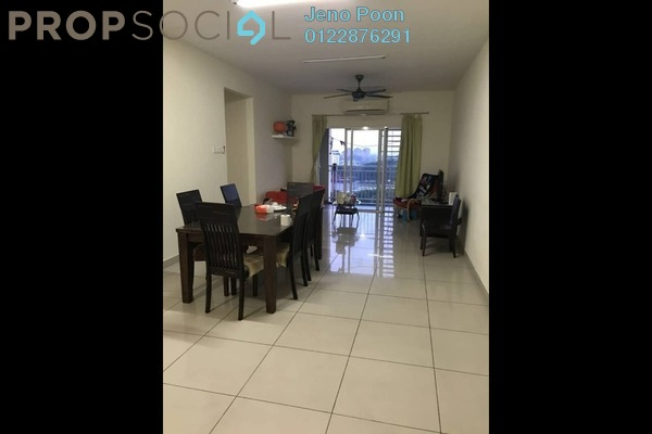 For Rent Condominium at Endah Promenade, Sri Petaling Freehold Fully Furnished 3R/3B 2.8k
