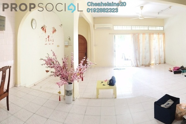 For Sale Terrace at Kepong Baru, Kepong Freehold Semi Furnished 5R/3B 950k