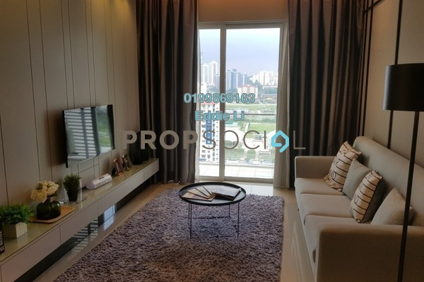 For Sale Serviced Residence at Southbank Residence, Old Klang Road Freehold Unfurnished 2R/2B 509k