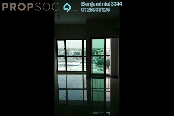 For Sale Serviced Residence at Pacific 63, Petaling Jaya Freehold Unfurnished 0R/1B 305k