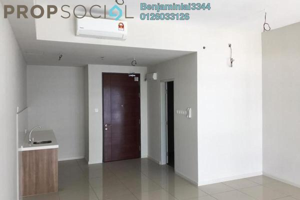 For Sale Serviced Residence at Pacific 63, Petaling Jaya Freehold Unfurnished 1R/1B 365k