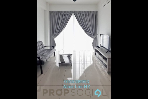 For Rent Condominium at Tropicana Bay Residences, Bayan Indah Freehold Fully Furnished 2R/2B 1.8k