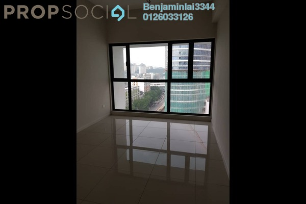 For Sale Serviced Residence at Pacific 63, Petaling Jaya Freehold Unfurnished 2R/1B 600k