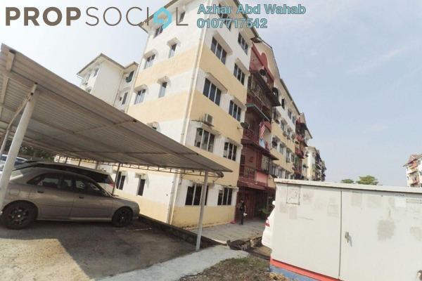 For Sale Apartment at Taman Perkasa, Hulu Langat Freehold Unfurnished 3R/2B 220k