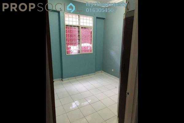 For Rent Apartment at Tasik Heights Apartment, Bandar Tasik Selatan Freehold Unfurnished 3R/2B 1k
