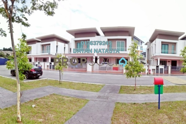 For Sale Semi-Detached at Taman Kantan Permai, Kajang Freehold Semi Furnished 5R/5B 1.15m