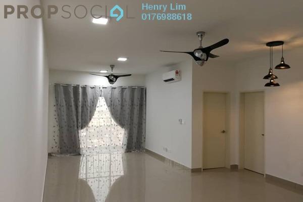For Rent Condominium at The Holmes, Bandar Tun Razak Freehold Semi Furnished 3R/2B 1.5k