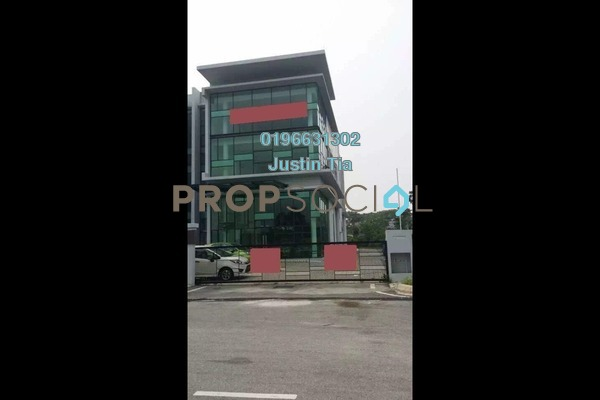 For Rent Factory at Bukit Kemuning Industrial Park, Kota Kemuning Freehold Semi Furnished 0R/0B 20k
