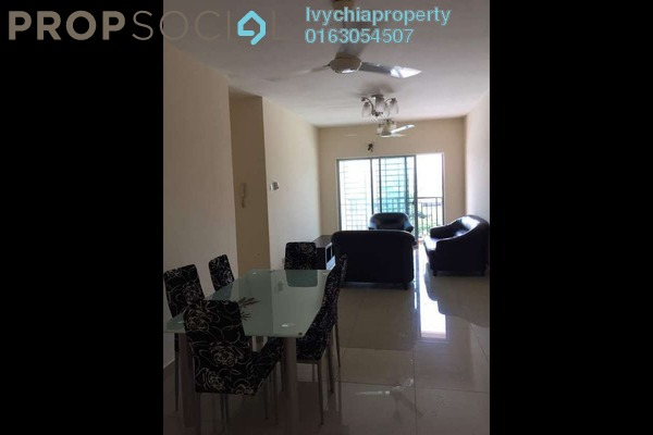 For Rent Serviced Residence at Connaught Avenue, Cheras Freehold Fully Furnished 3R/2B 1.7k