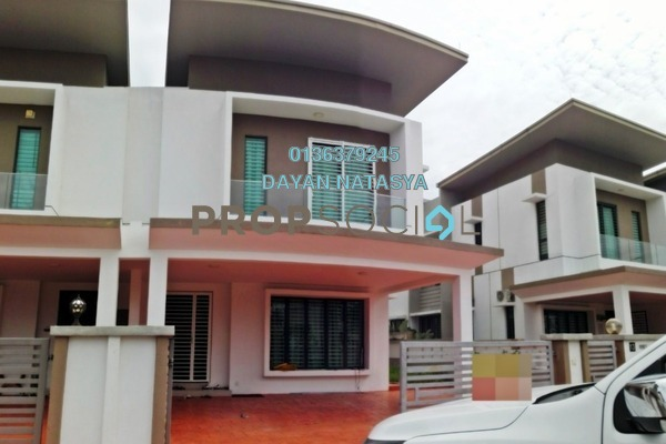 For Rent Semi-Detached at Taman Kantan Permai, Kajang Freehold Semi Furnished 5R/5B 2k