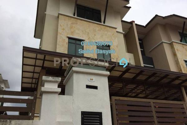 For Sale Semi-Detached at Jelutong Heights, Bukit Jelutong Freehold Unfurnished 6R/6B 1.8m