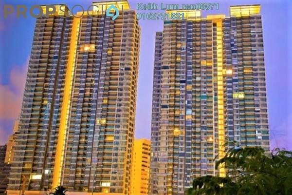 For Rent Condominium at The Elements, Ampang Hilir Freehold Fully Furnished 2R/1B 2k