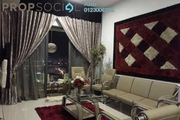 For Sale Condominium at The Elements, Ampang Hilir Freehold Fully Furnished 2R/2B 800k