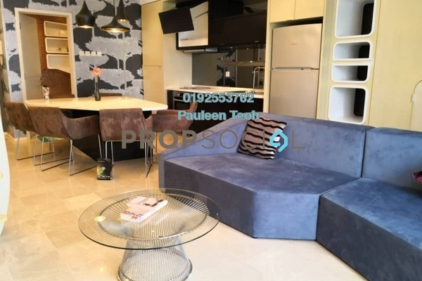 For Sale Condominium at VERVE Suites, Mont Kiara Freehold Fully Furnished 2R/1B 1.1m