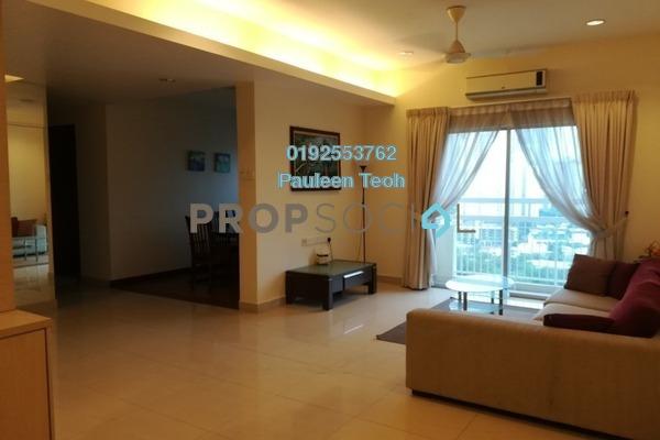 For Sale Condominium at Anggun Puri, Dutamas Freehold Fully Furnished 3R/3B 1.1m