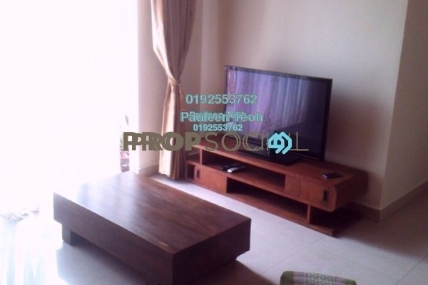 For Sale Condominium at Anggun Puri, Dutamas Freehold Fully Furnished 3R/2B 600k