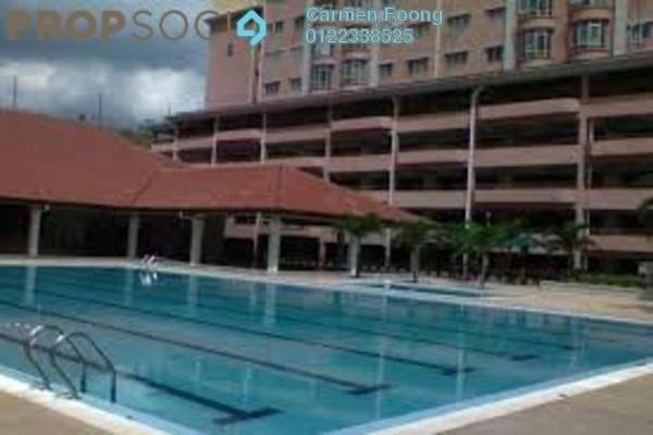 For Rent Condominium at Angkasa Condominiums, Cheras Freehold Semi Furnished 3R/2B 1.7k