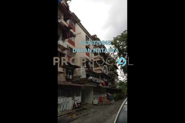 For Sale Apartment at Riviera 3 Apartment, Pandan Indah Freehold Semi Furnished 3R/2B 250k
