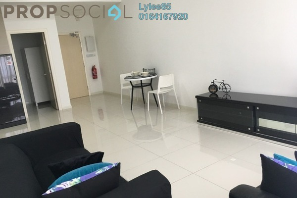 For Rent Serviced Residence at Icon City, Petaling Jaya Freehold Fully Furnished 2R/1B 2.3k