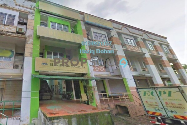 For Sale Shop at Desa Melawati, Melawati Freehold Unfurnished 0R/0B 1.9m