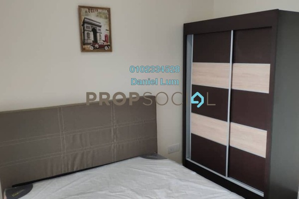 For Rent Condominium at Univ 360 Place, Seri Kembangan Freehold Fully Furnished 1R/1B 1.35k