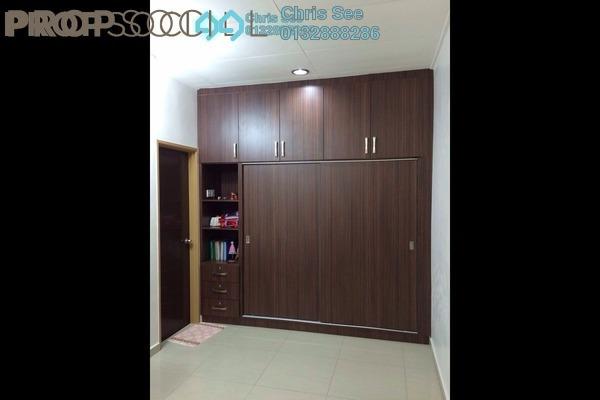 For Sale Terrace at Setia Impian, Setia Alam Freehold Semi Furnished 4R/2B 850k