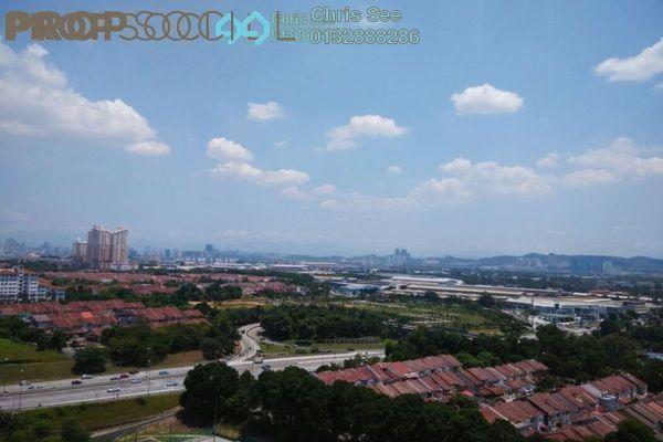 For Sale Condominium at One City, UEP Subang Jaya Freehold Semi Furnished 1R/1B 390k