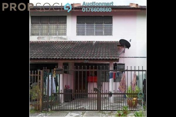 For Sale Terrace at Bandar Putra, Kulai Leasehold Unfurnished 0R/0B 100k