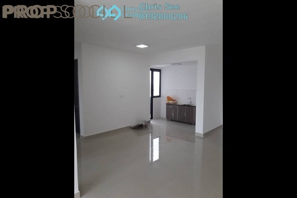 For Rent Condominium at Ken Rimba, Shah Alam Freehold Unfurnished 3R/2B 1.45k
