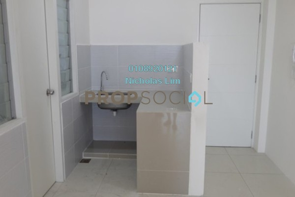For Rent Serviced Residence at Calisa Residences, Puchong Freehold Semi Furnished 2R/2B 850translationmissing:en.pricing.unit