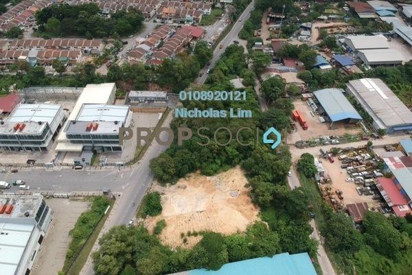 For Sale Land at Balakong Jaya Industrial Park, Balakong Freehold Unfurnished 0R/0B 13.1m