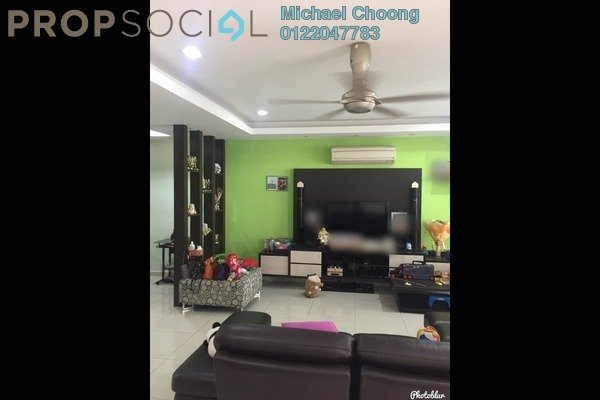 For Sale Terrace at Fadason Park, Jinjang Leasehold Semi Furnished 5R/4B 1.2m