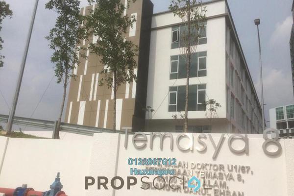 For Rent Office at Temasya 8, Temasya Glenmarie Freehold Unfurnished 0R/2B 2k
