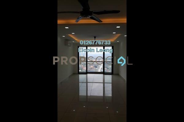 For Rent Condominium at You Vista @ You City, Batu 9 Cheras Freehold Semi Furnished 2R/2B 1.6k