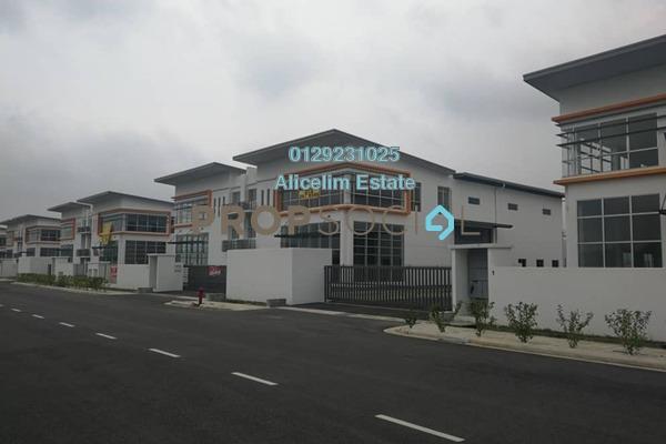 For Sale Factory at Saujana Rawang, Rawang Freehold Unfurnished 0R/4B 2.22m