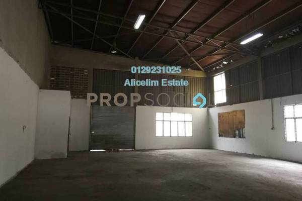 For Sale Factory at TSB Commercial Centre, Sungai Buloh Leasehold Semi Furnished 0R/4B 3.69m