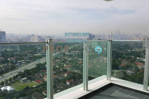 For Rent Condominium at Maxim Citilights, Sentul Freehold Semi Furnished 3R/2B 1.6k