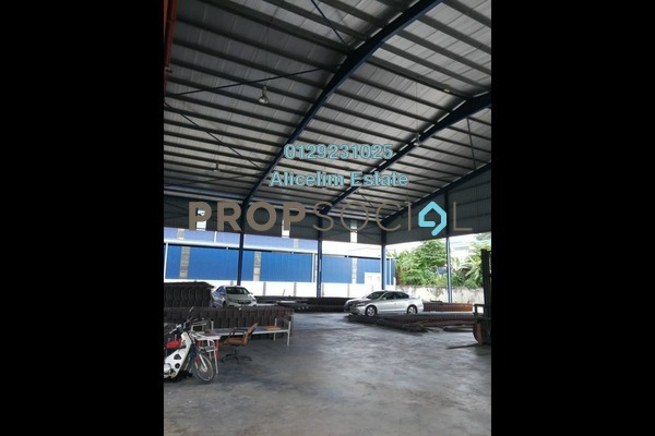 For Sale Factory at Bandar Baru Sungai Buloh, Sungai Buloh Freehold Semi Furnished 0R/4B 4.29m