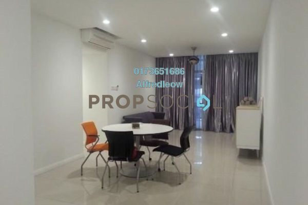 For Rent Condominium at Midfields 2, Sungai Besi Freehold Semi Furnished 3R/2B 1.6k