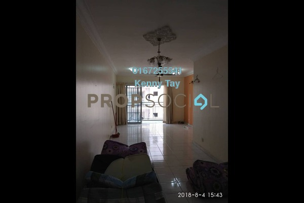 For Rent Apartment at Vista Magna, Kepong Freehold Semi Furnished 3R/2B 1.2k