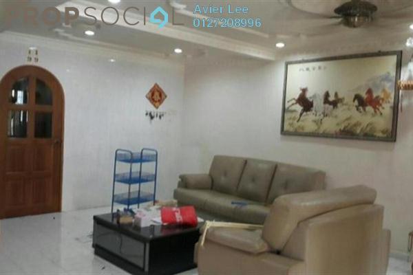 For Sale Terrace at Bandar Bukit Tinggi 1, Klang Freehold Semi Furnished 4R/3B 520k