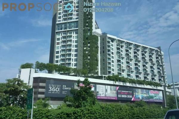For Sale Condominium at Univ 360 Place, Seri Kembangan Freehold Unfurnished 3R/2B 450k